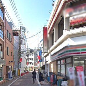 大田区下丸子貸店舗物件画像