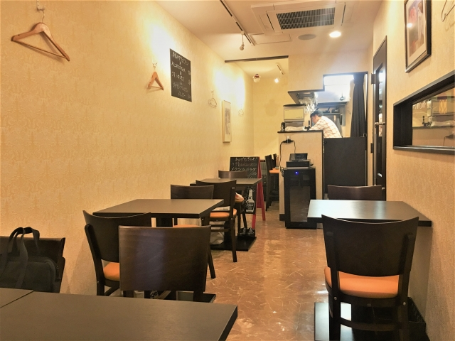 飲食店開業資金0円~居抜き間借物件 渋谷駅近B1