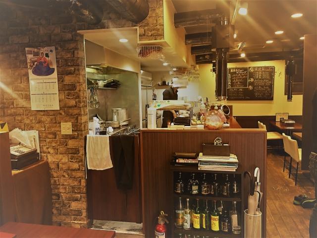 飲食店開業資金0円~居抜き間借物件 上野広小路焼肉1