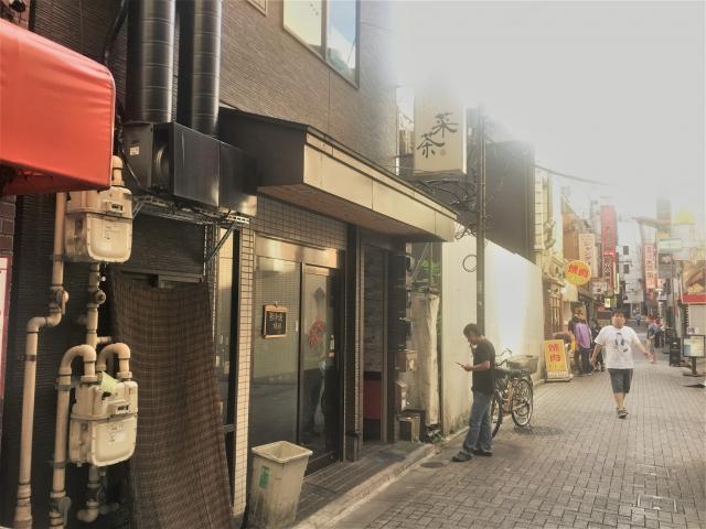 飲食店開業資金0円~居抜き間借物件 上野広小路焼肉