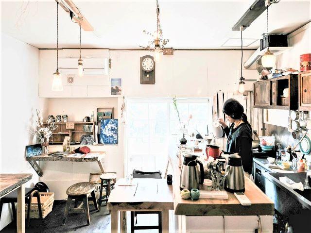 間借り飲食店の千歳烏山カフェ
