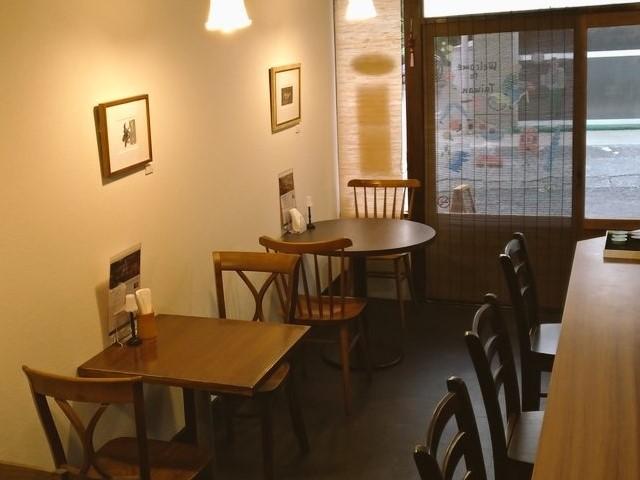 間借り飲食店の東久留米カフェ