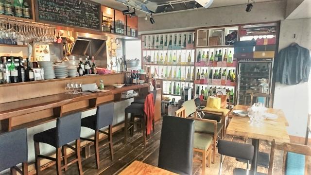 間借り飲食店の店舗物件情報の三田ワインバー