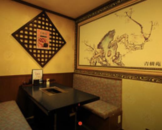 間借り飲食店の田町焼肉店