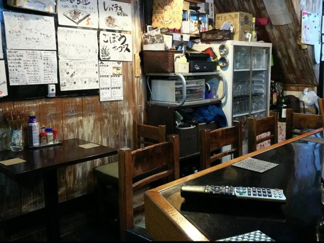 間借り飲食店の成増居酒屋