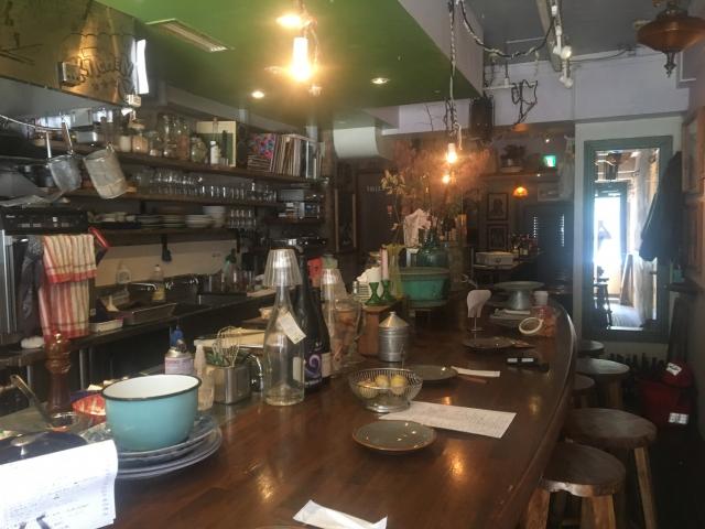 間借り飲食店の早稲田カフェキッチン