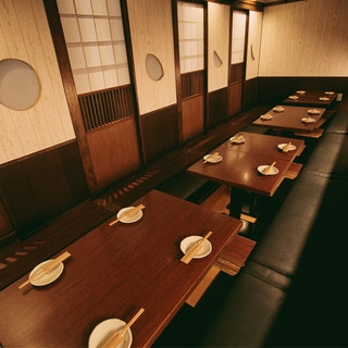 間借り飲食店の渋谷和食店