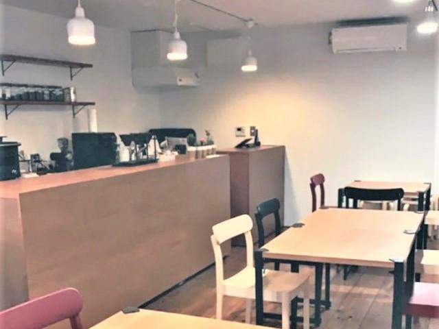 間借り飲食店の新宿文化センターカフェ