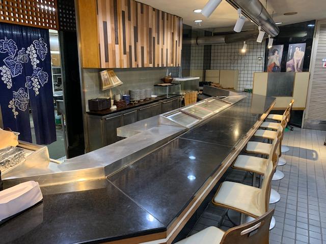 間借り飲食店の四ツ谷寿司店