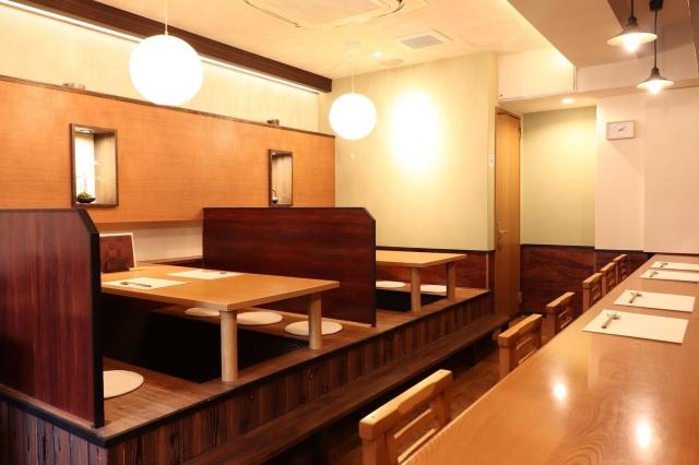 間借り飲食店 の大阪東三国の和食店