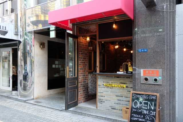 間借り飲食店の店舗物件大阪市東心斎橋1丁目バー