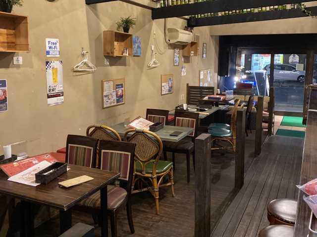 間借り飲食店の店舗物件情報「千葉木更津市東中央カフェ」