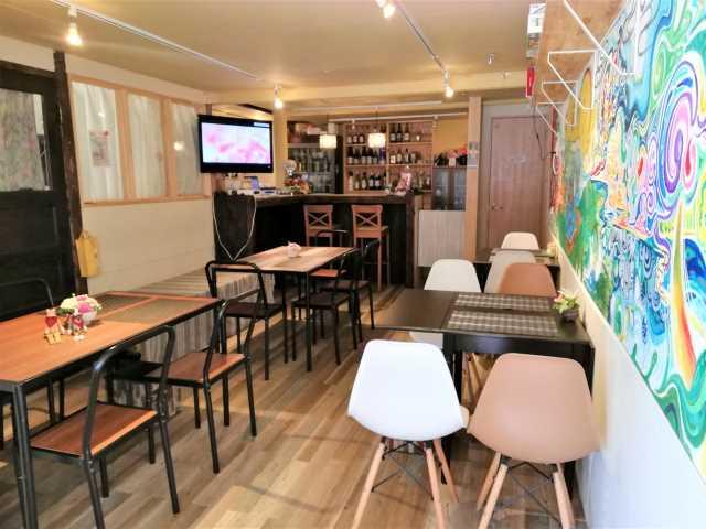 間借り飲食店の店舗物件情報「大阪市東成区大今里3丁目長時間利用可カフェ