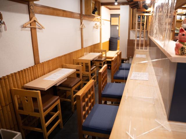 間借り飲食店の店舗物件情報の新橋駅前有名ビル居酒屋
