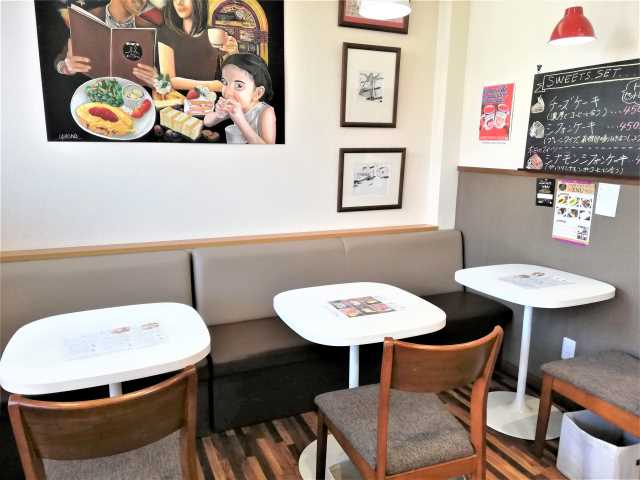 間借り飲食店の店舗物件情報「埼玉県上尾市柏座3丁目カフェ」