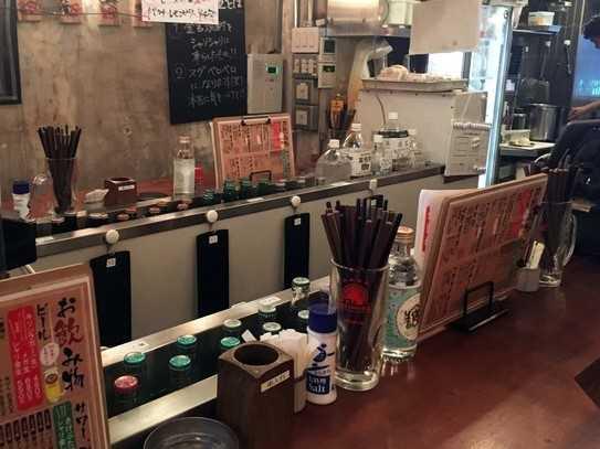 間借り飲食店の店舗物件情報「千代田区佐久間町のスタンド居酒屋」
