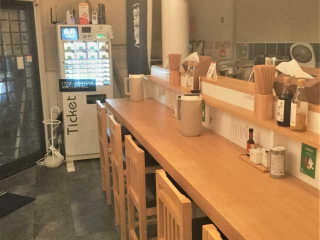 【間借り飲食店の店舗物件情報】福岡市中央区春吉1丁目の麺料理店