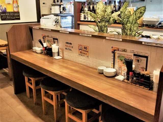 間借り飲食店の店舗物件情報「福岡市中央区白金1丁目の餃子専門店」