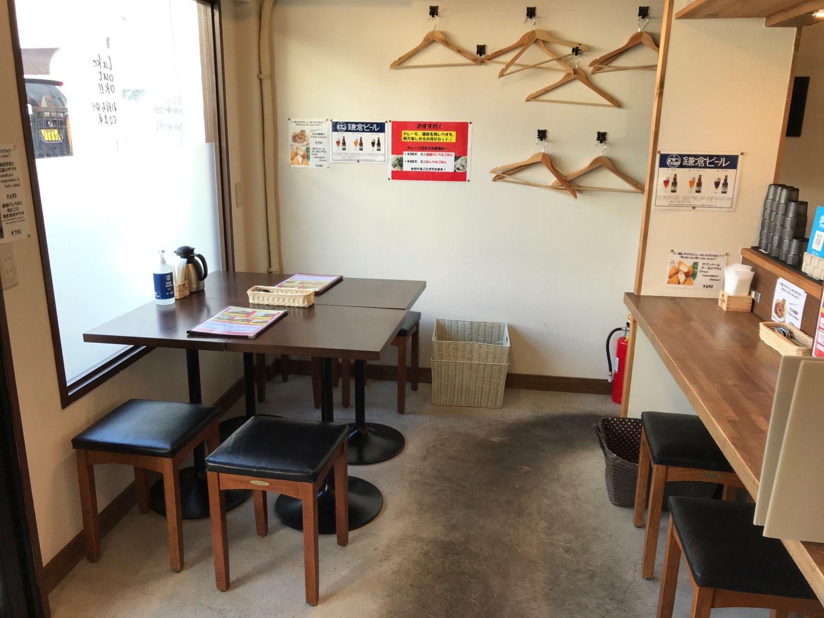 間借り飲食店の店舗物件情報「鎌倉カレー専門店」