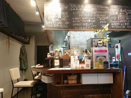 間借り飲食店の店舗物件情報「神田三崎町3丁目のカフェ」