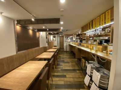 【間借り飲食店の店舗物件情報】「仕込み場所シェアキッチン」新宿3丁目の中華業態専門店