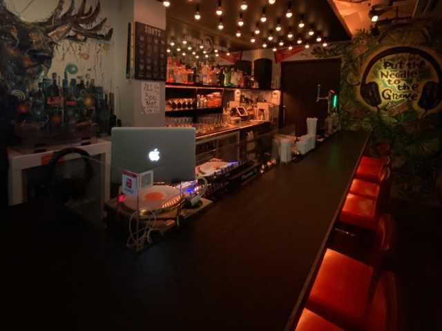 【間借り飲食店の店舗物件情報】東京都中野区中野5丁目のバー