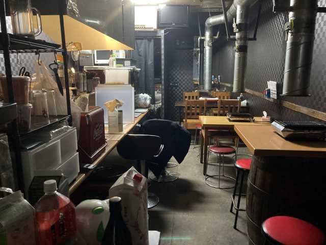 【間借り飲食店の店舗物件情報】東京都練馬区北町1丁目の焼肉店
