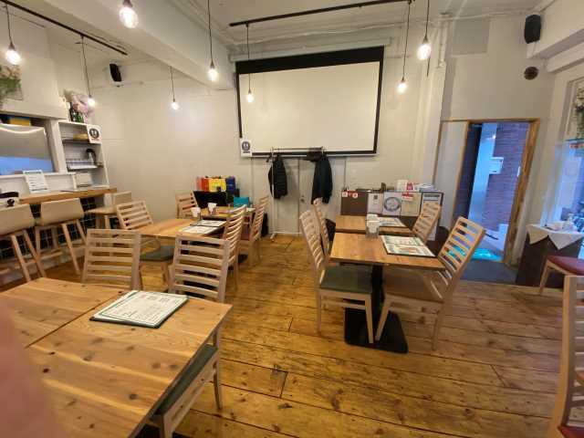 【間借り飲食店の店舗物件情報】大阪市中央区南久宝寺4丁目のカフェ