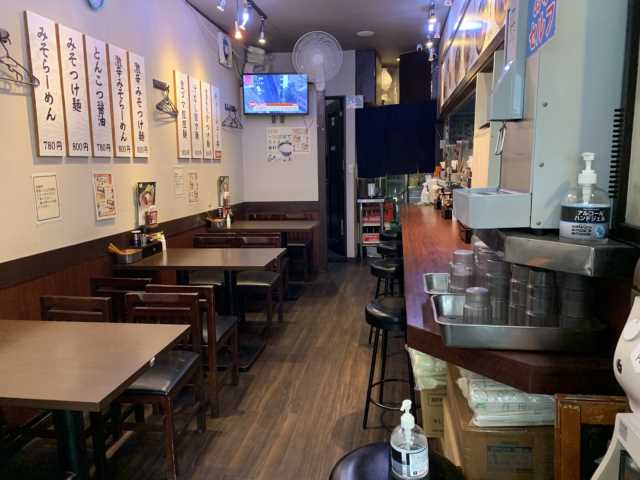 【間借り飲食店の店舗物件情報】東京都墨田区両国4丁目のラーメン店