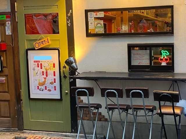 【間借り飲食店の店舗物件情報】東京都港区新橋3丁目のアットホームバー