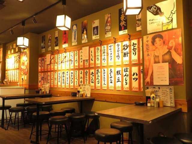 【間借り飲食店の店舗物件情報】東京都板橋区下赤塚2丁目の焼鳥ダイニング