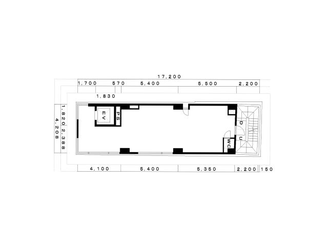 居抜き店舗物件「神楽坂3階」