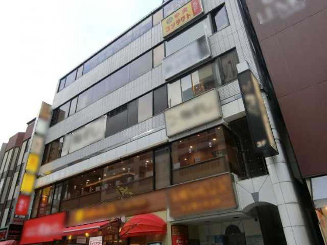 居抜き店舗物件「御茶ノ水3階」